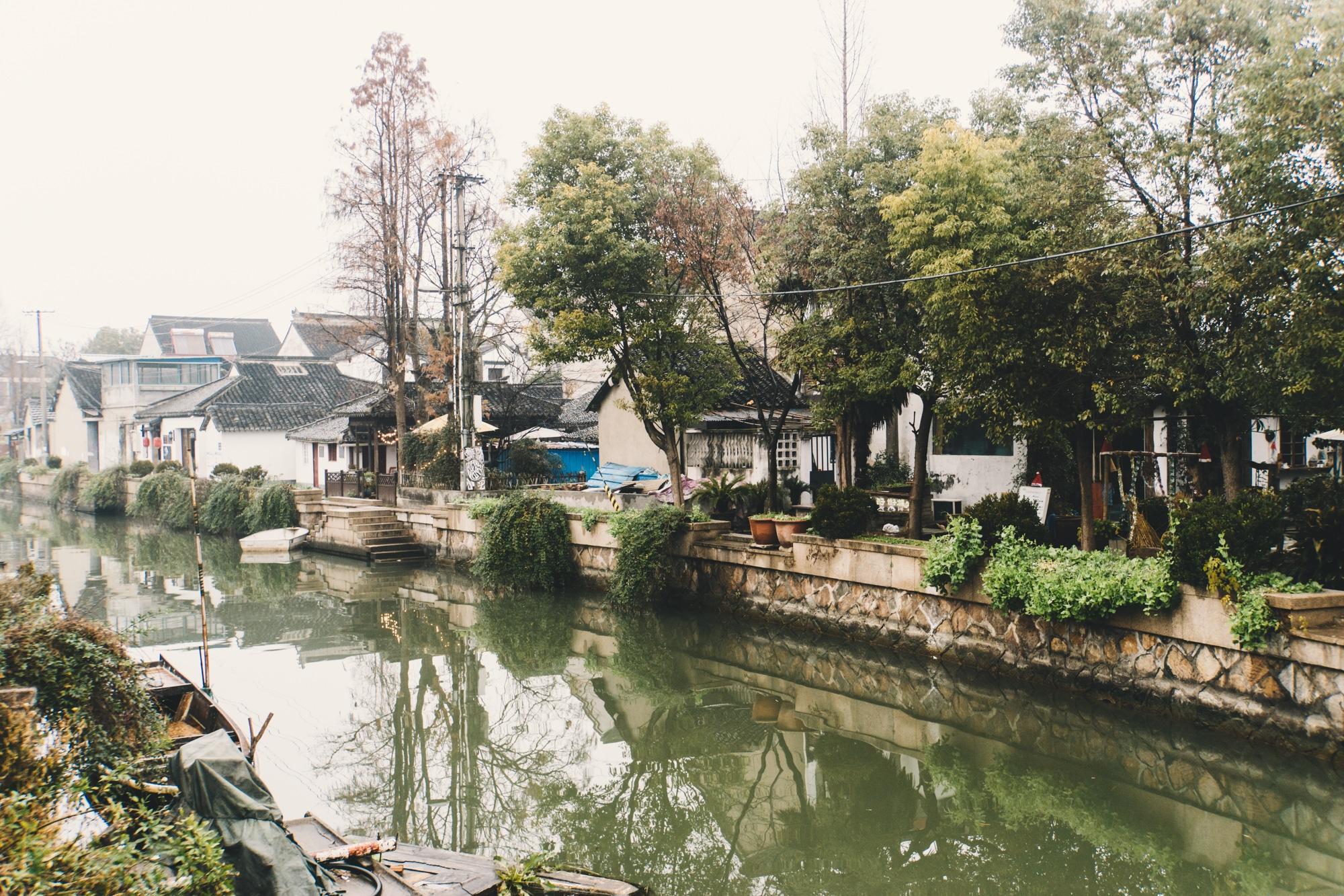 Zhujiajiao Tagesausflug: Tipps für die Wasserstadt bei Shanghai
