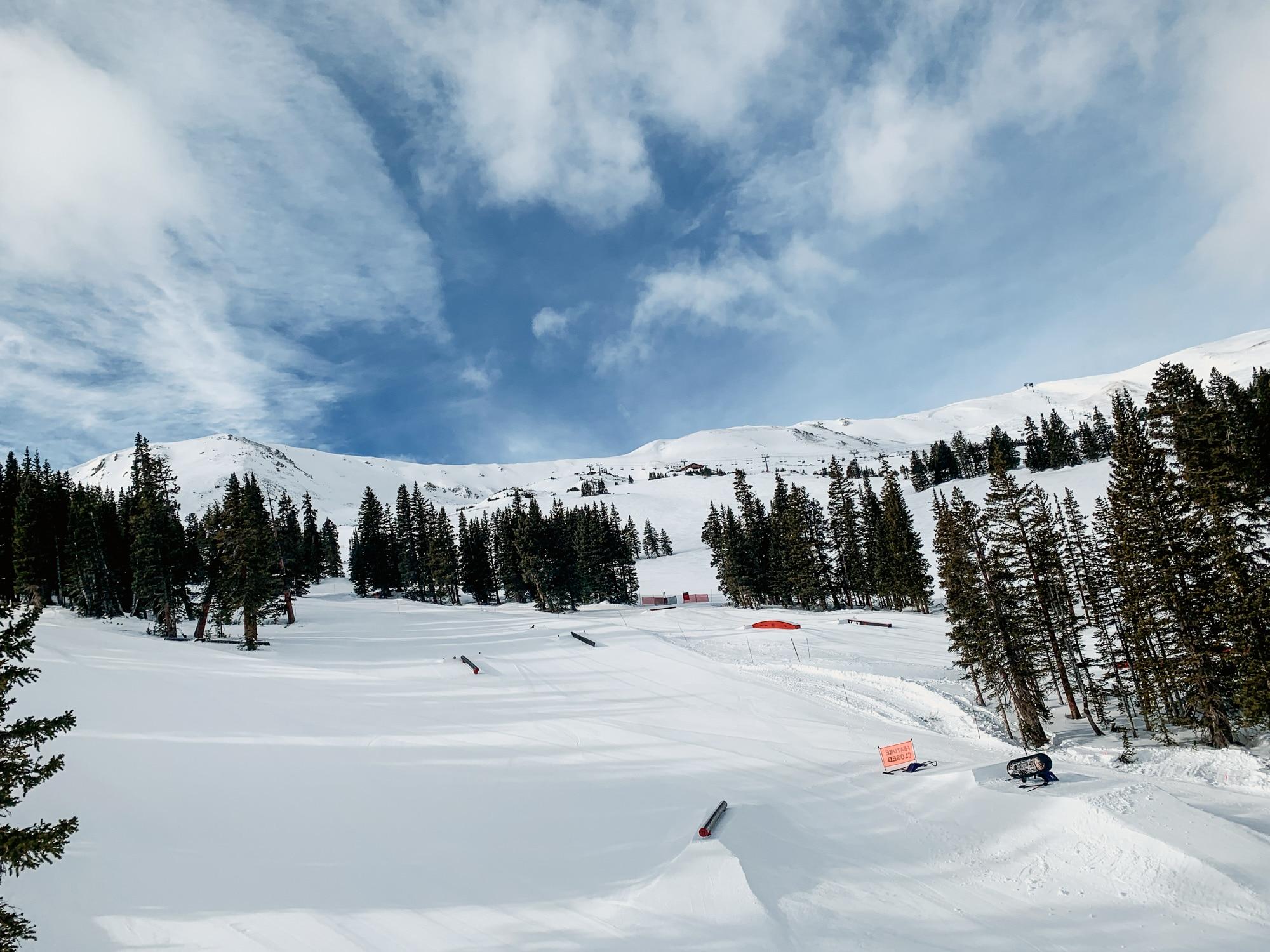 Loveland: Günstig Skifahren in den Rocky Mountains - meine Tipps