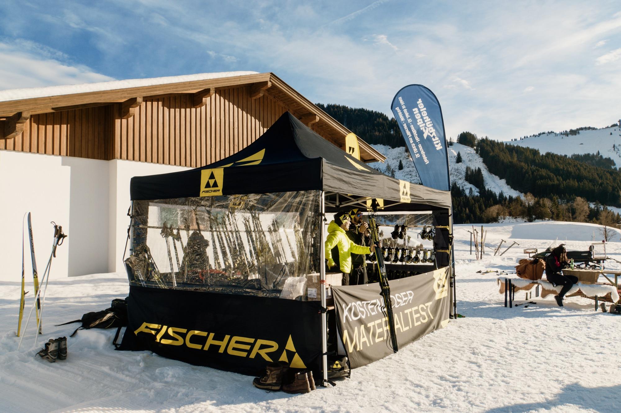 Nordic Spirit Event im Pillerseetal: Langlauf, Biathlontraining und mehr. - Fischer Equipment Verleih