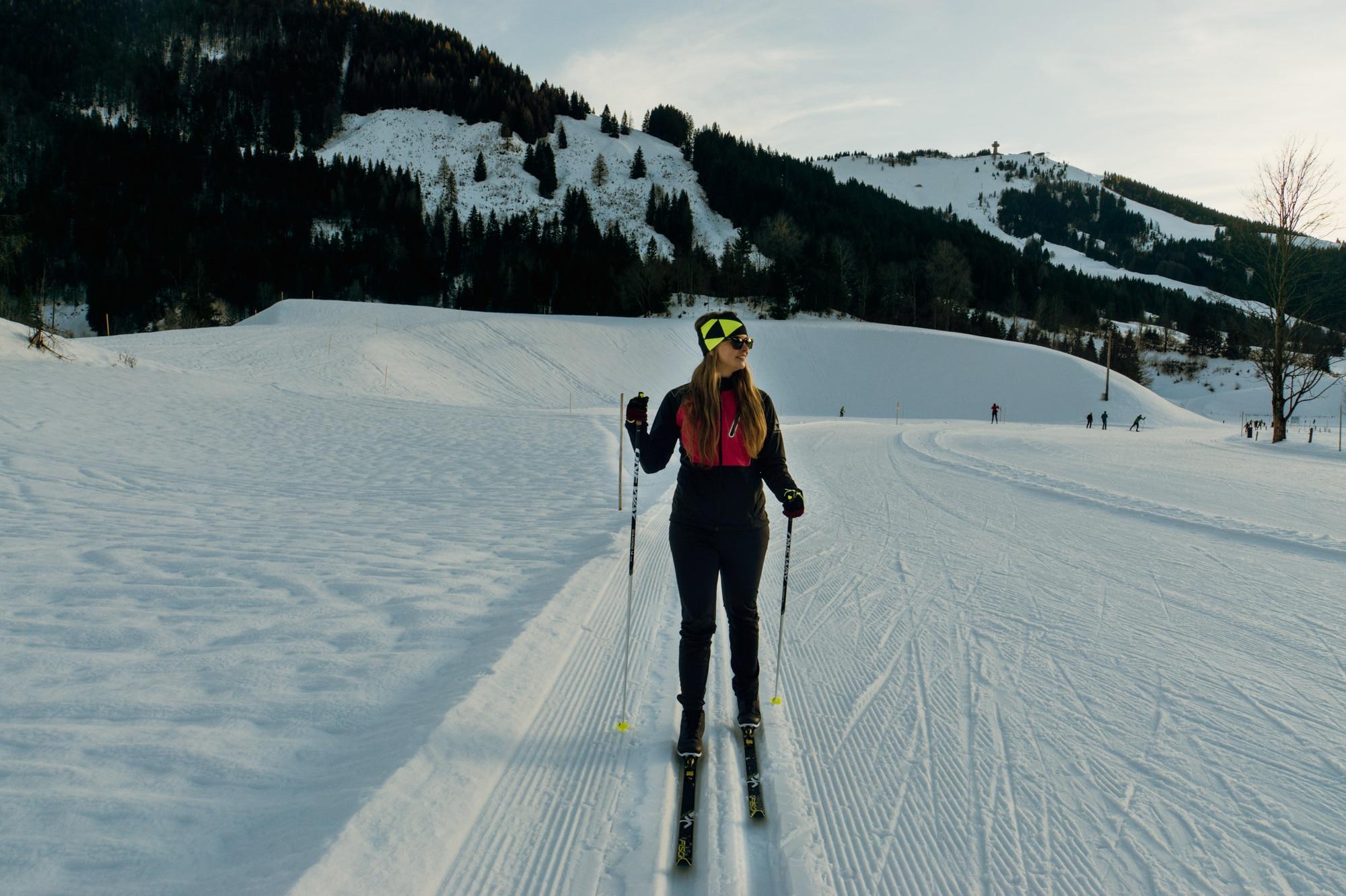 Nordic Spirit Event im Pillerseetal: Langlauf, Biathlontraining und mehr.