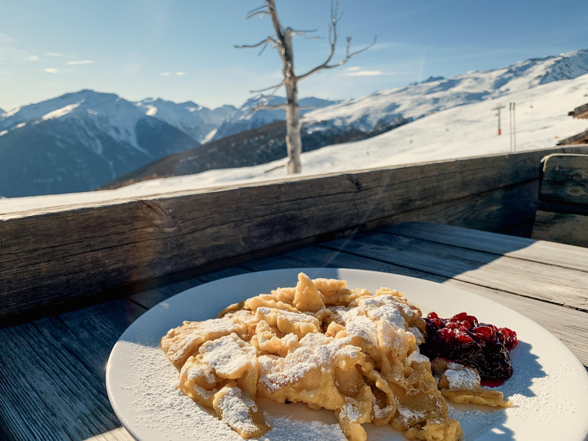 Schwemmalm Ultental - Skifahren in Südtirol