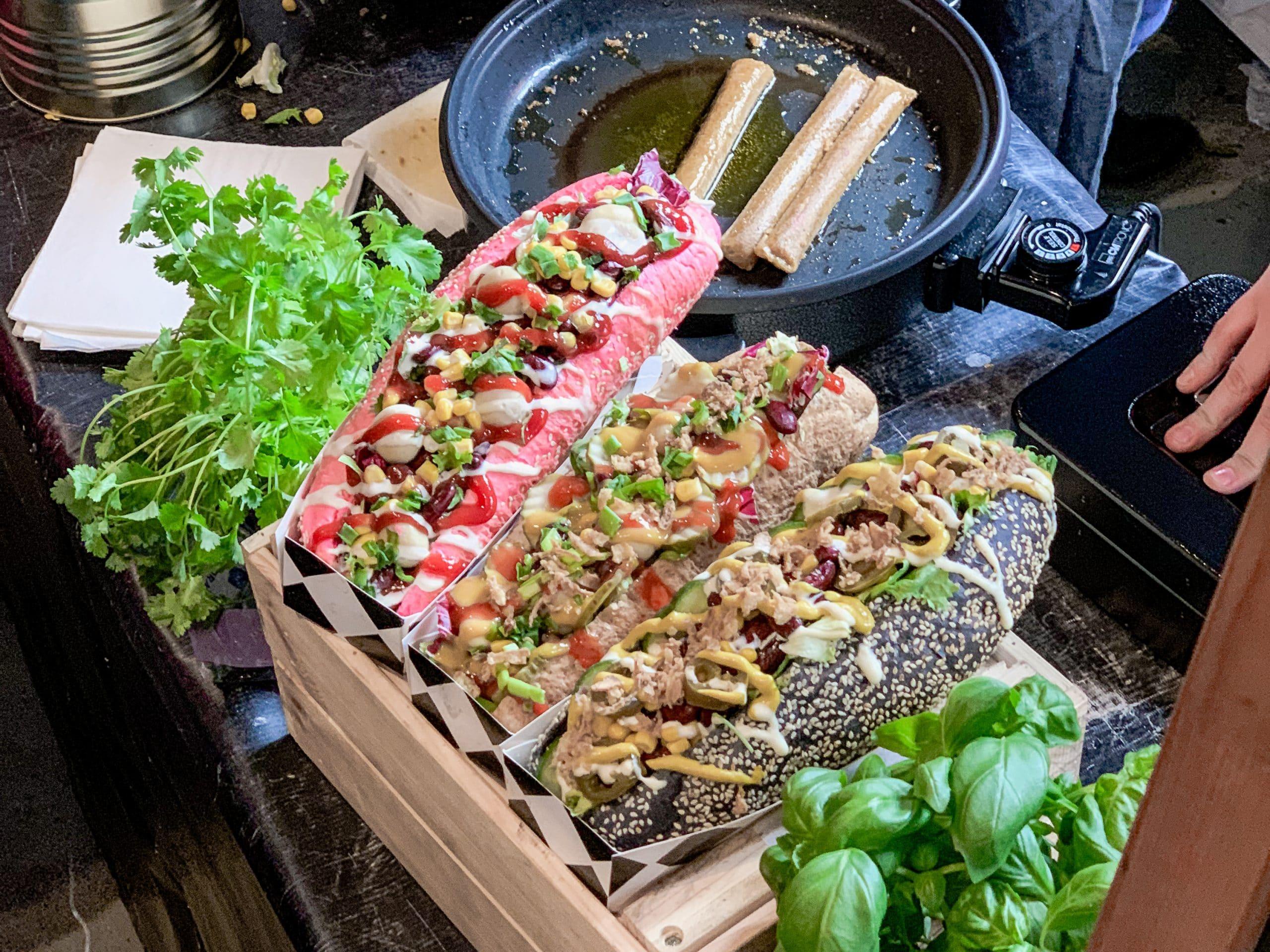 Lodz Top Ten Sehenswürdigkeiten - Highlights für euren Städtetrip in Polen - Vegetarien Food Festival