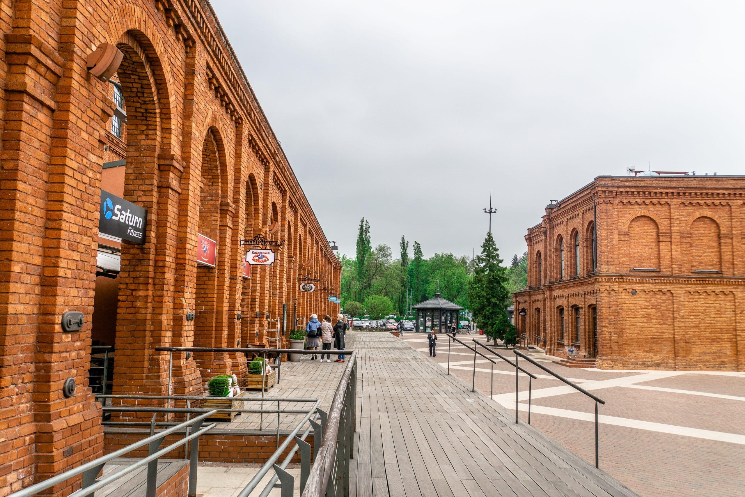 Lodz Top Ten Sehenswürdigkeiten - Highlights für euren Städtetrip in Polen - Manufaktura