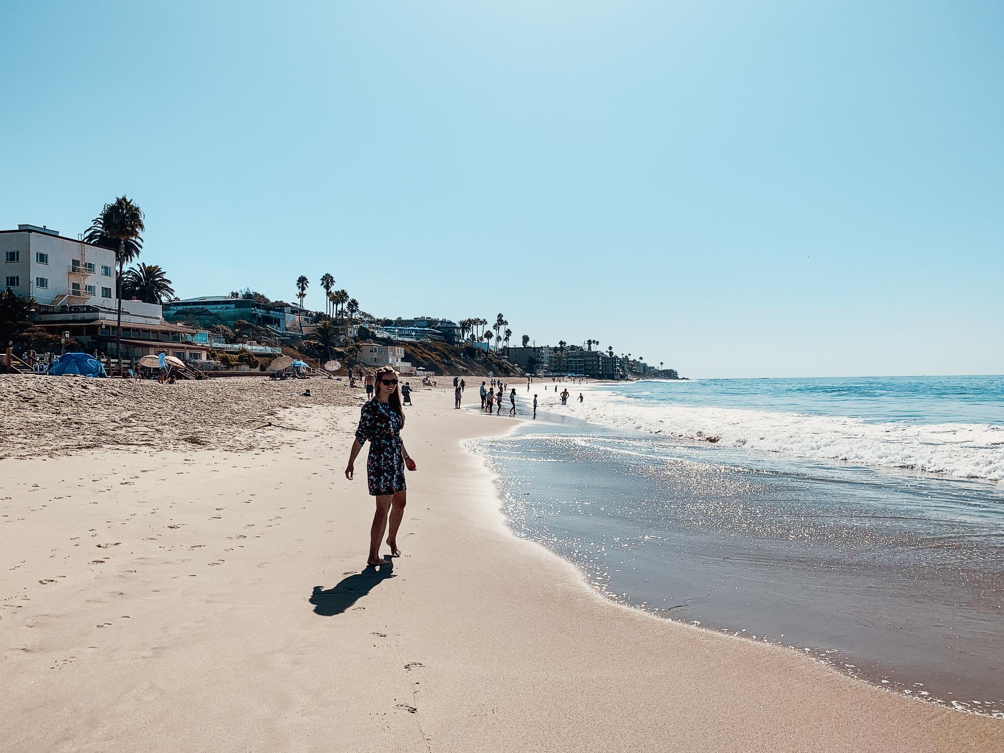 San Diego Sehenswürdigkeiten: Highlights und Things to do für eure Reise - Carlsbad State Beach