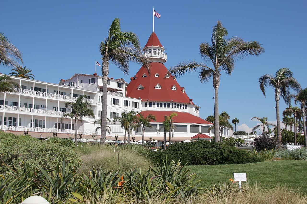 San Diego Sehenswürdigkeiten: Highlights und Things to do für eure Reise - Coronado Island Hotel