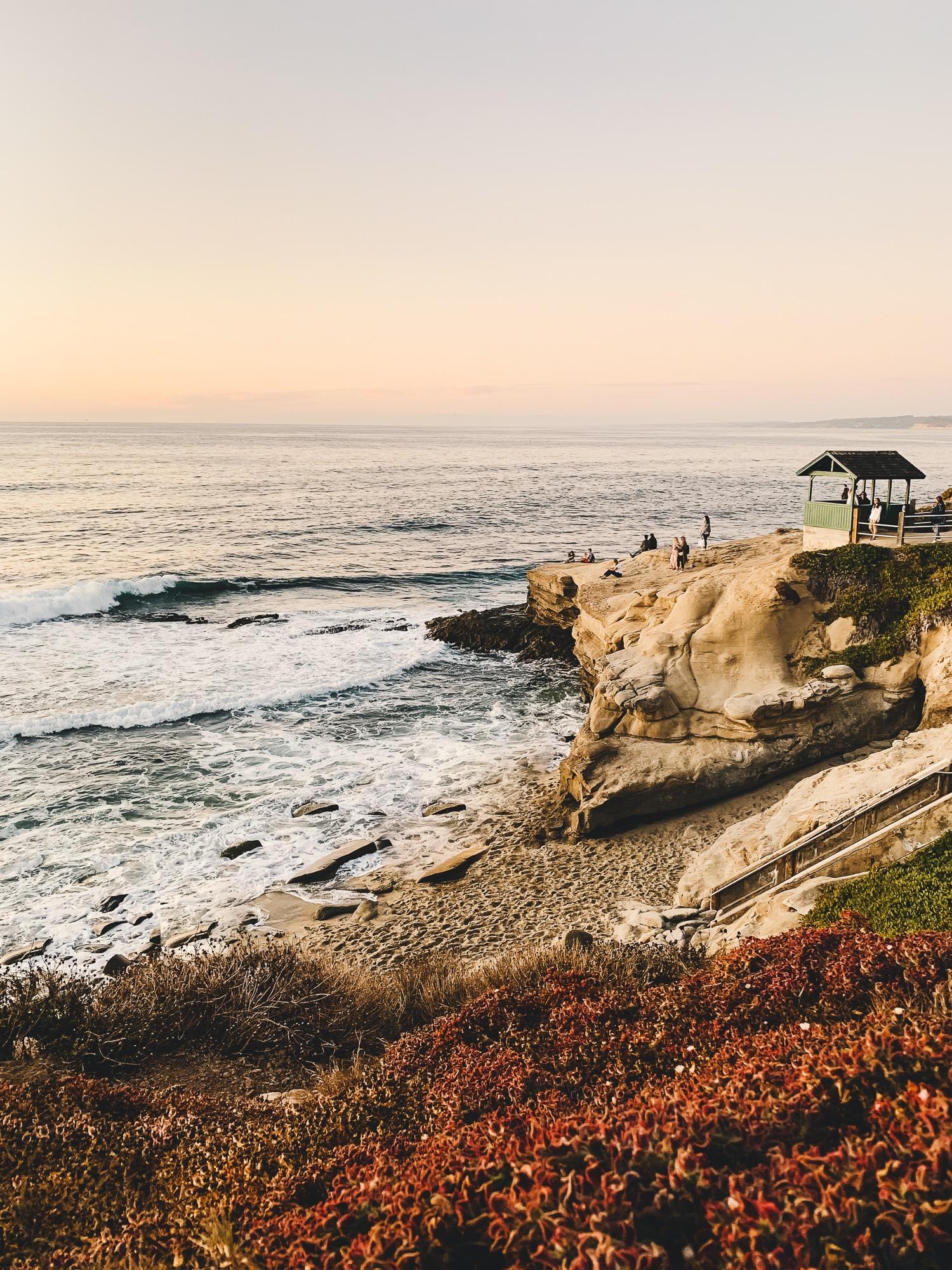 San Diego Sehenswürdigkeiten: Highlights und Things to do für eure Reise - La Jolla