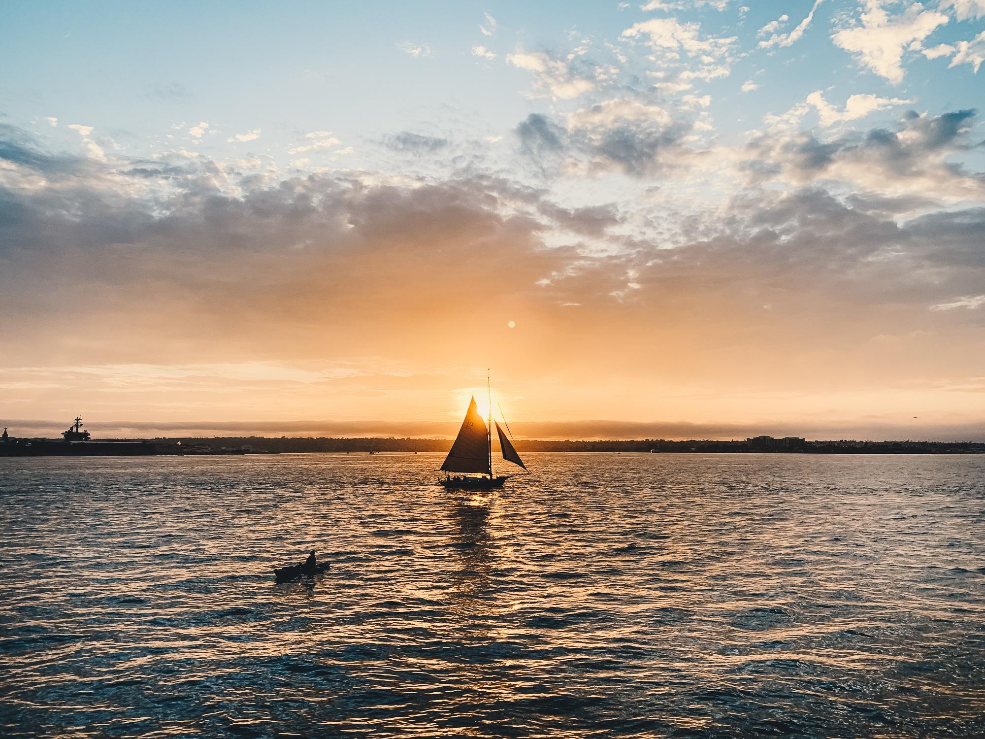 San Diego Sehenswürdigkeiten: Highlights und Things to do für eure Reise - Sonnenuntergang
