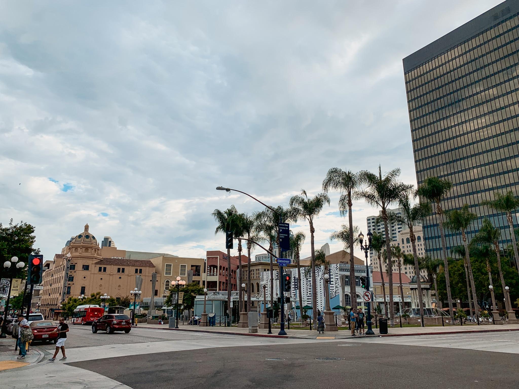 San Diego Sehenswürdigkeiten: Highlights und Things to do für eure Reise - Gaslamp Quarter