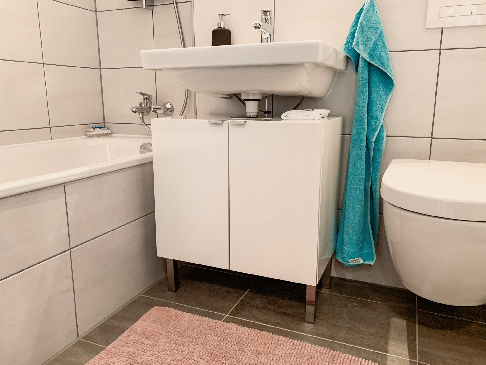 Wohnung kaufen in München: Erfahrungen mit dem ersten Immobilienkauf - Badezimmer