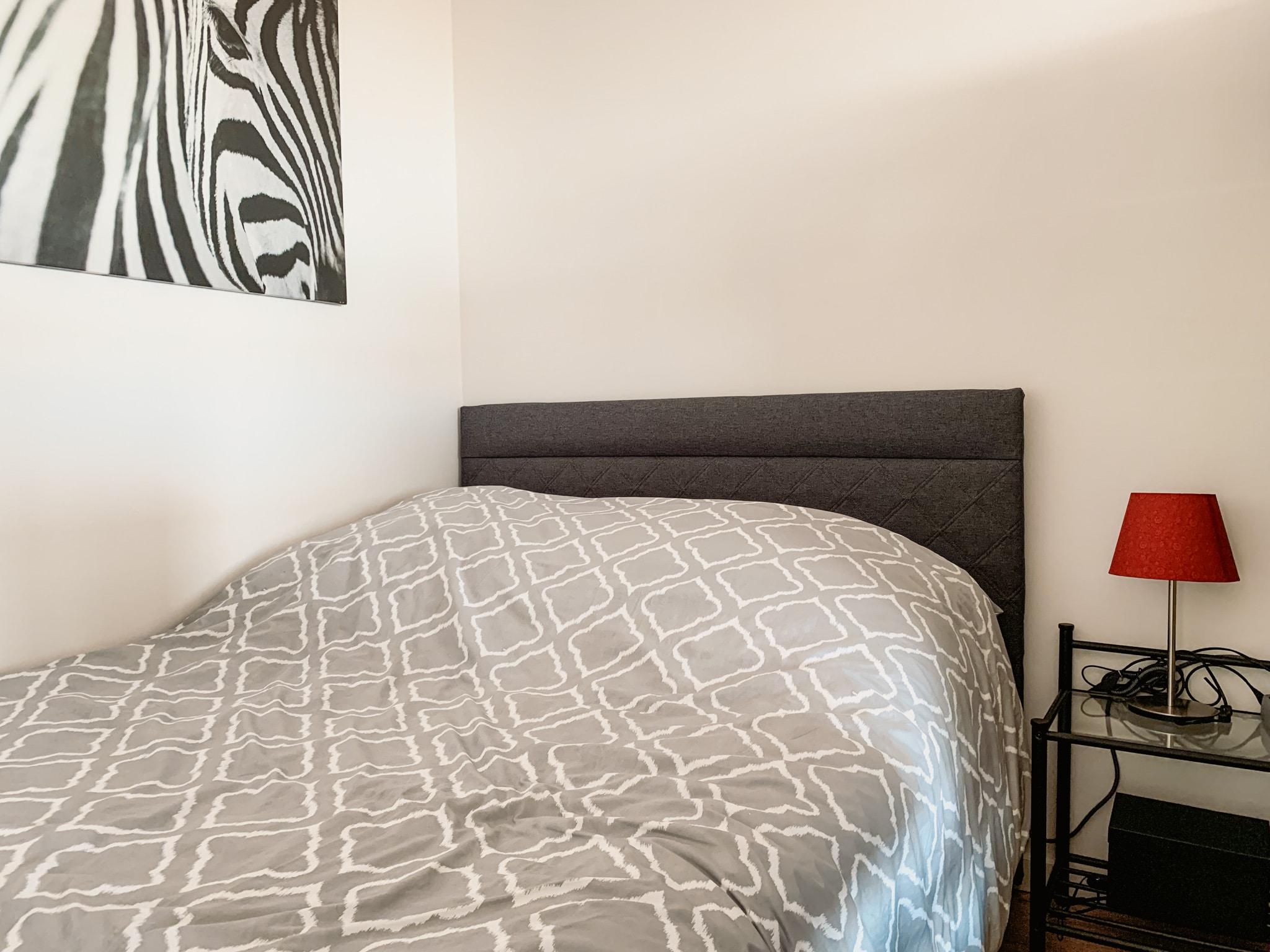 Wohnung kaufen in München: Erfahrungen mit dem ersten Immobilienkauf - Schlafzimmer