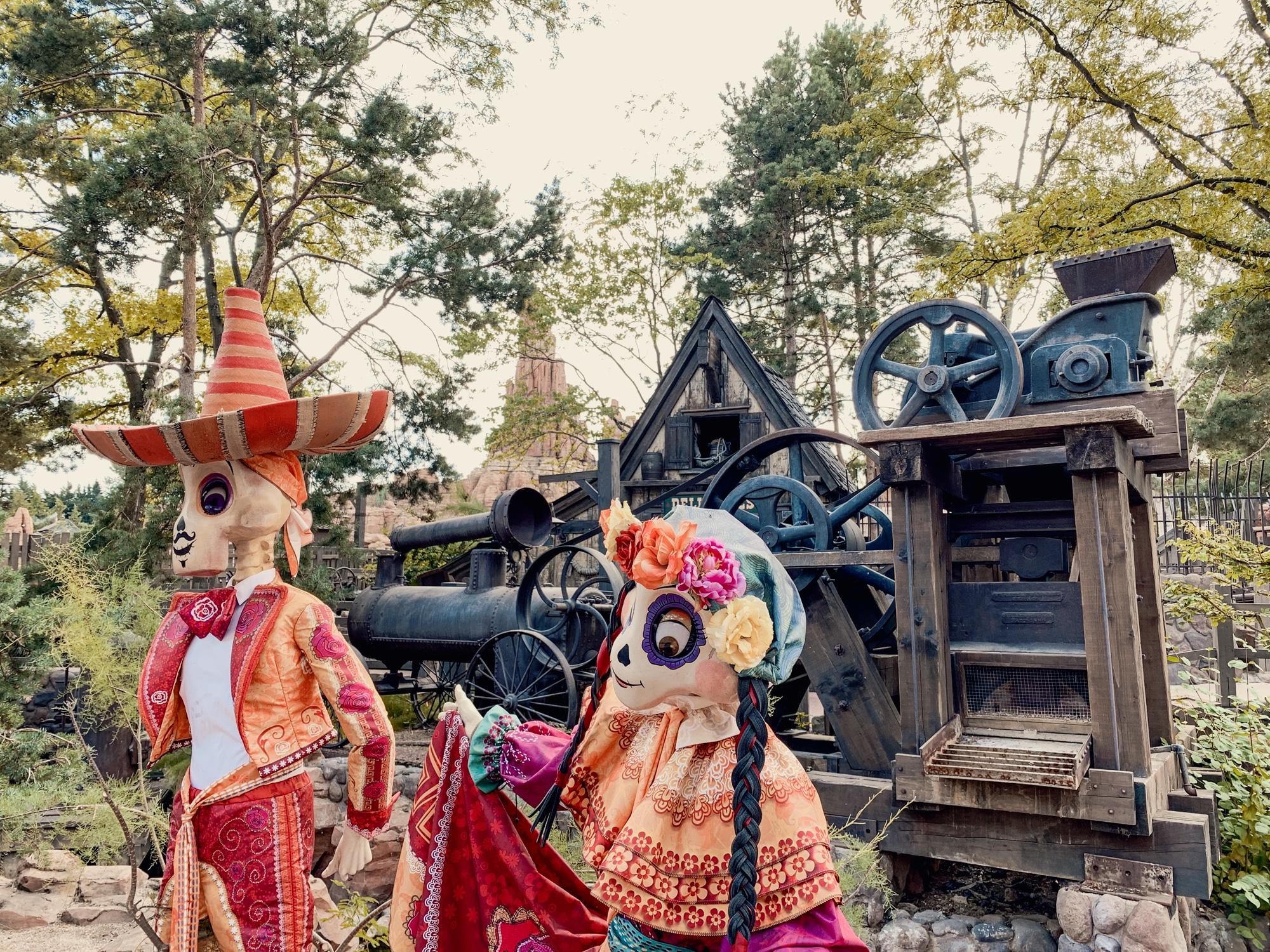 Disneyland Paris Tipps: 10 tolle Hacks für den glücklichsten Ort der Welt - Dia de los Muertos