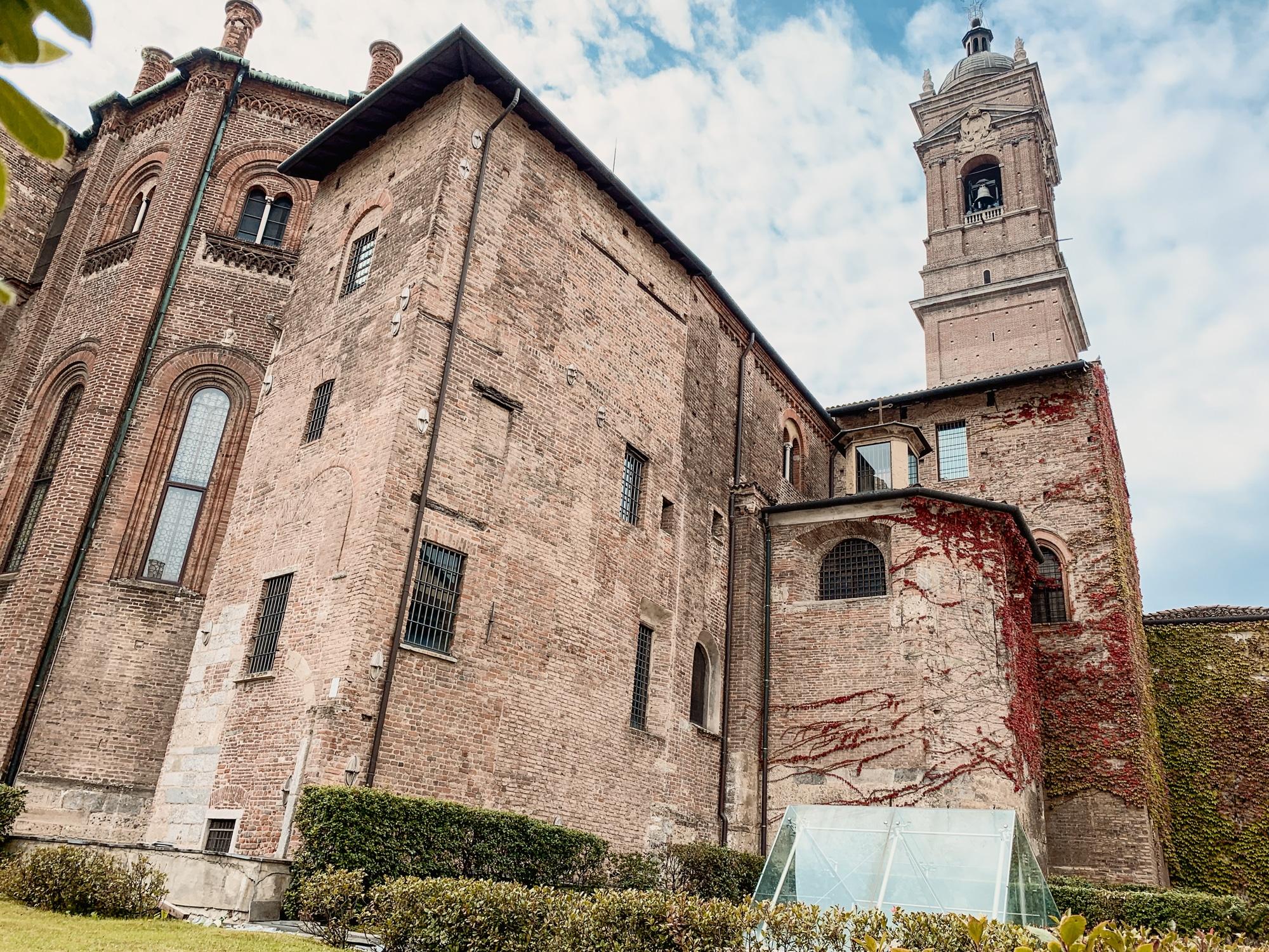 Monza und Brianza: Sehenswürdigkeiten und Highlights in der Lombardei - Monza Kirche in der Altstadt