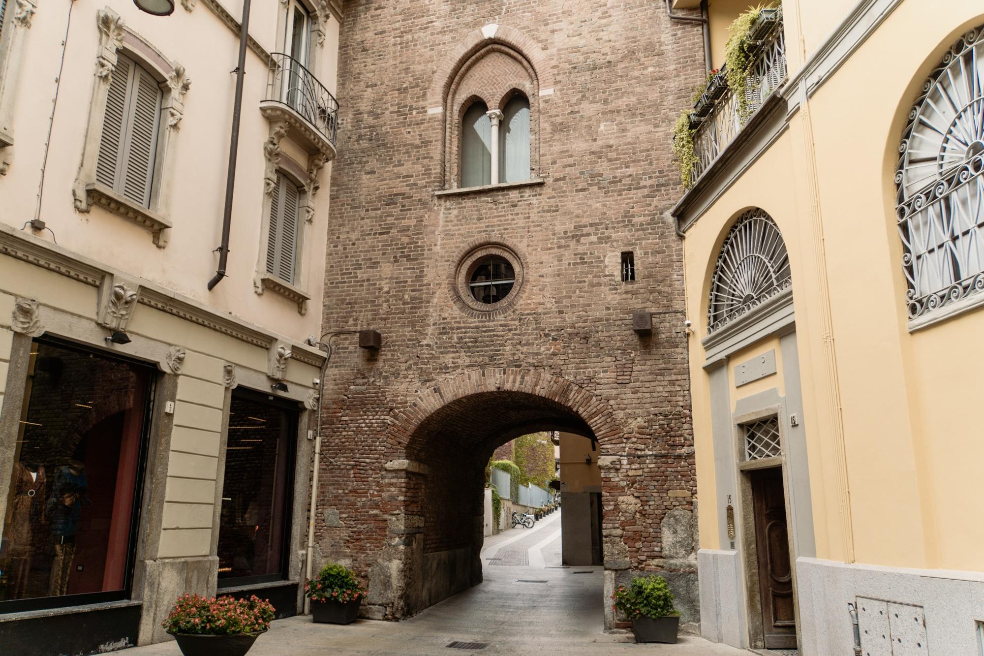 Monza und Brianza: Sehenswürdigkeiten und Highlights in der Lombardei - Monza Altstadt