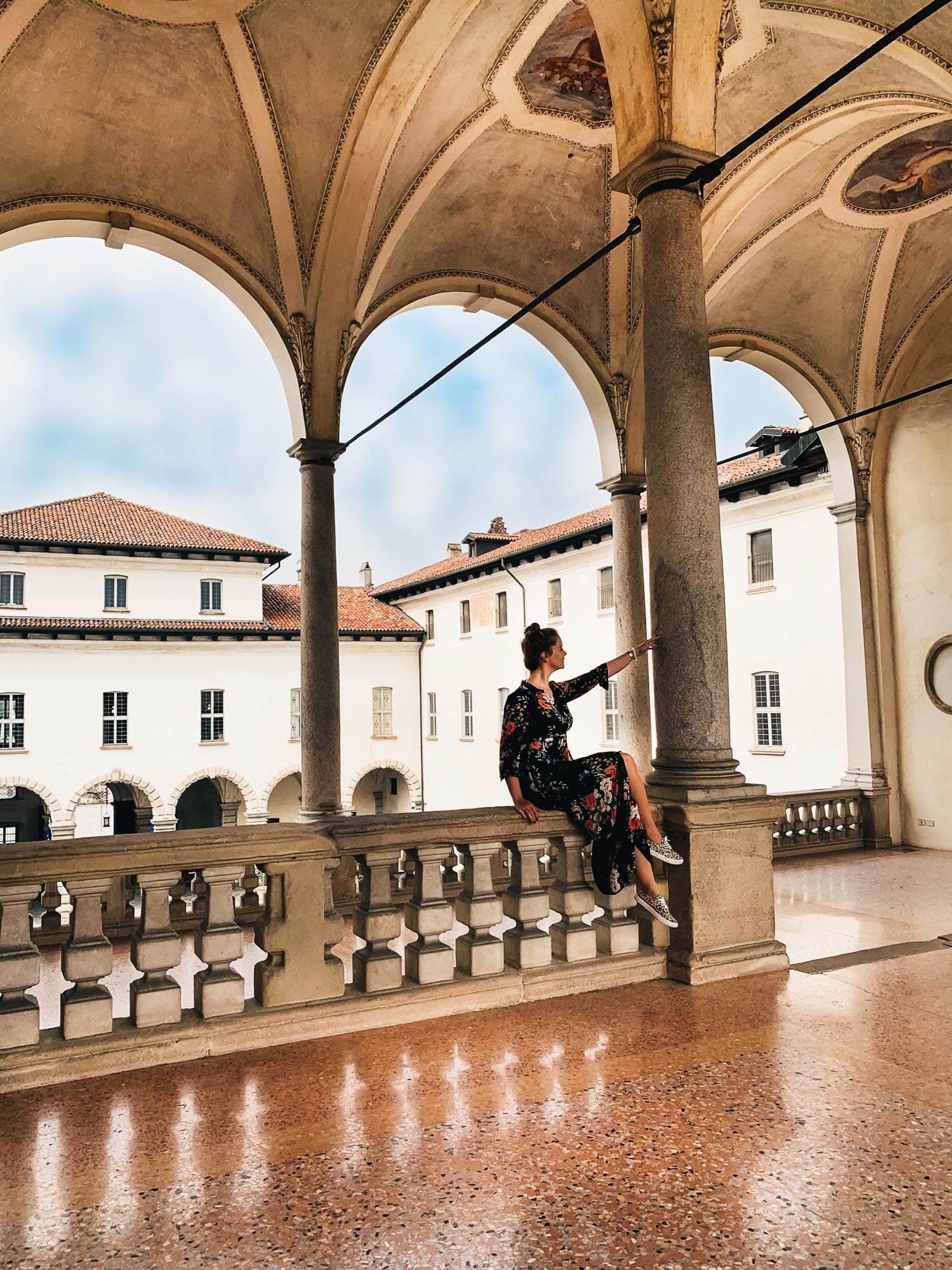 Monza und Brianza: Sehenswürdigkeiten und Highlights in der Lombardei - Palazzo Arese Borromeo