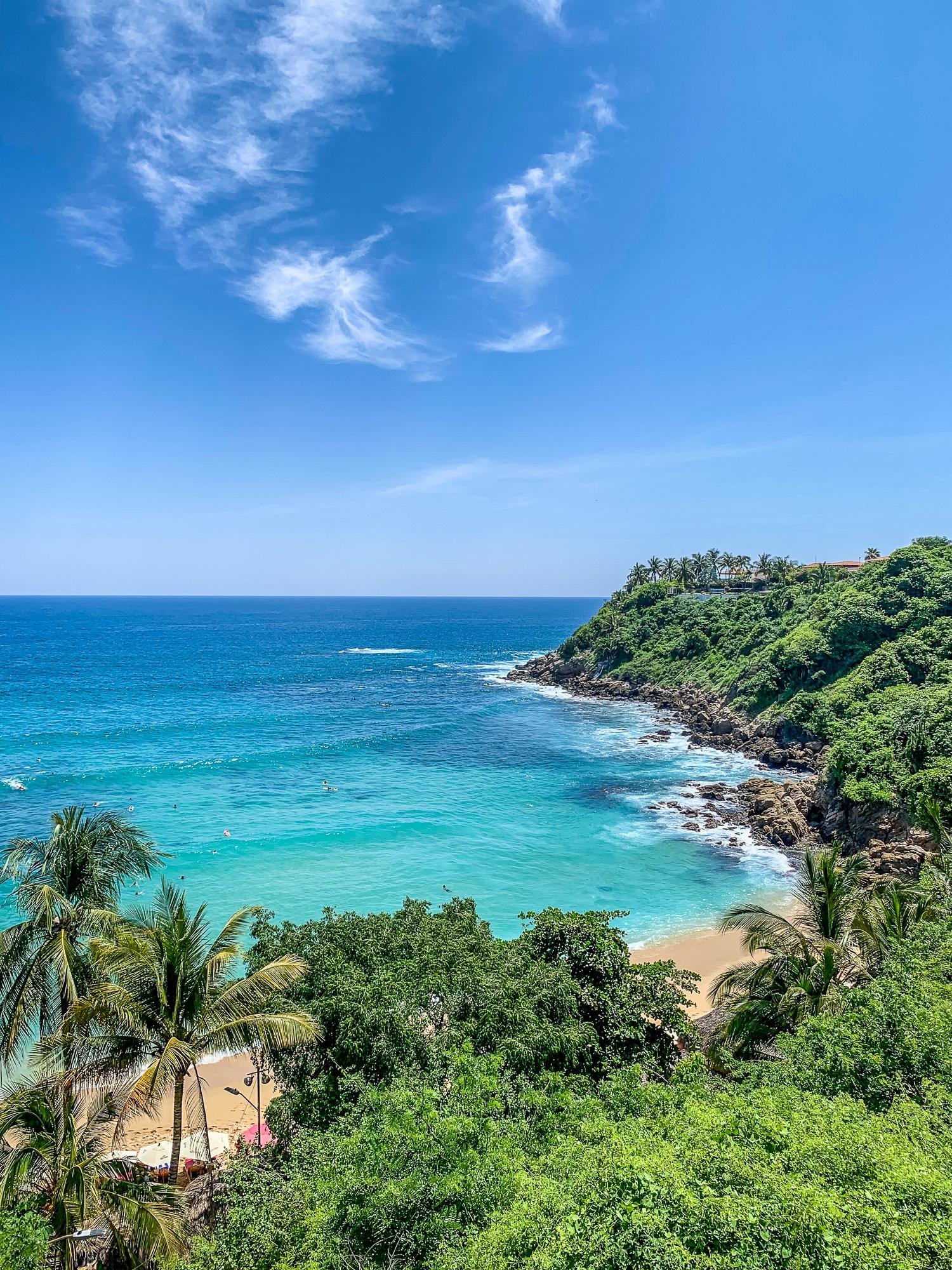 Puerto Escondido: Highlights, Erlebnisse und Ausflugsziele in Mexiko - Playa Carrizalillo