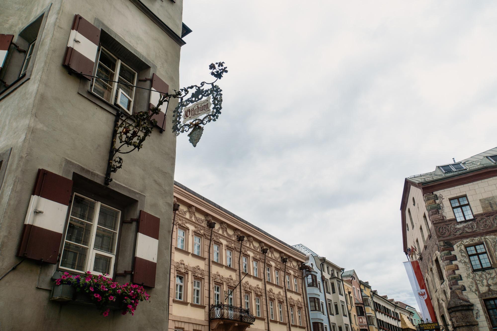 Innsbruck Sehenswürdigkeiten: Top Ten Highlights und Tipps für die Stadt - Altstadt