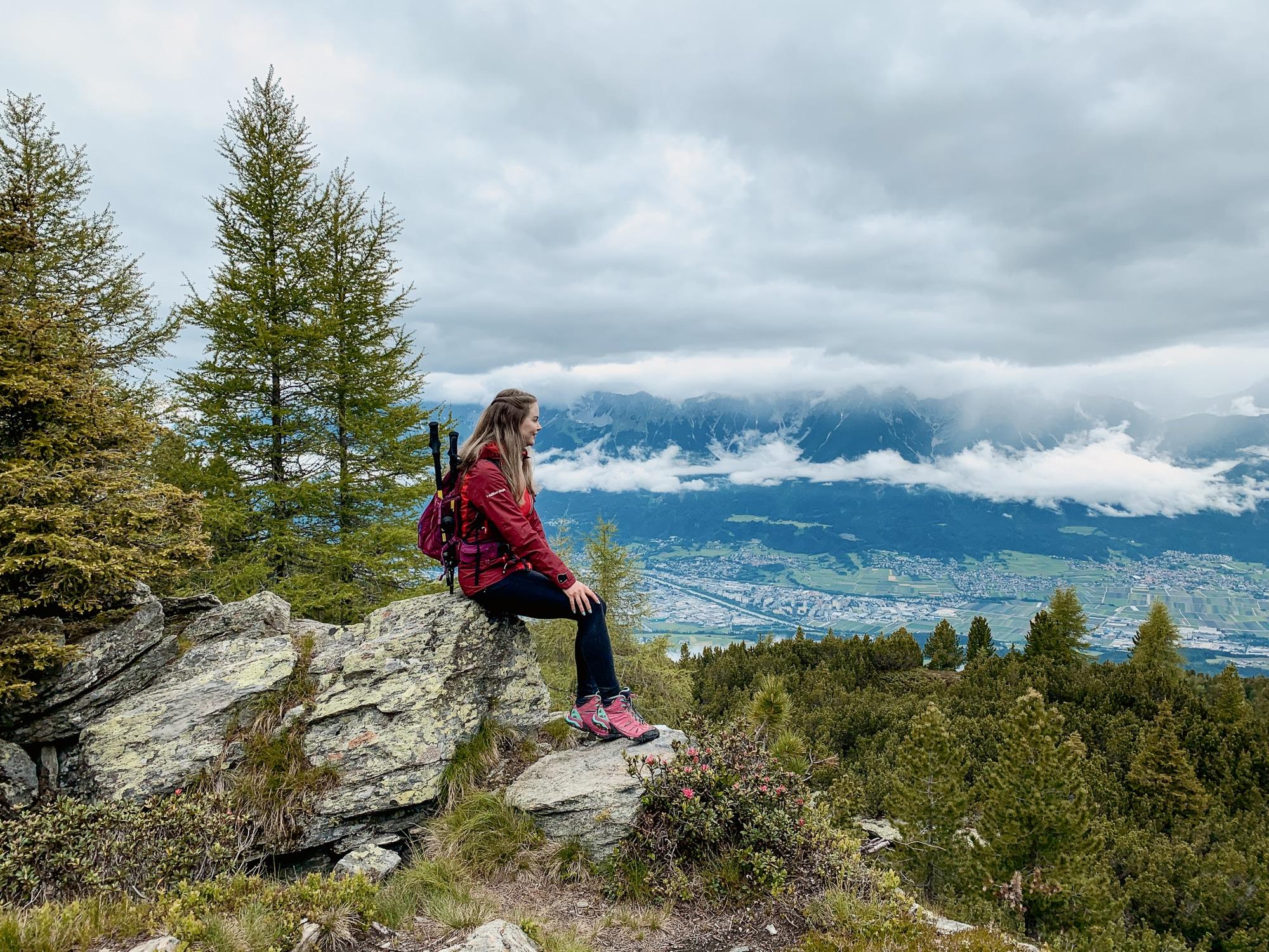 Innsbruck Sehenswürdigkeiten: Top Ten Highlights und Tipps für die Stadt - Zirbenweg