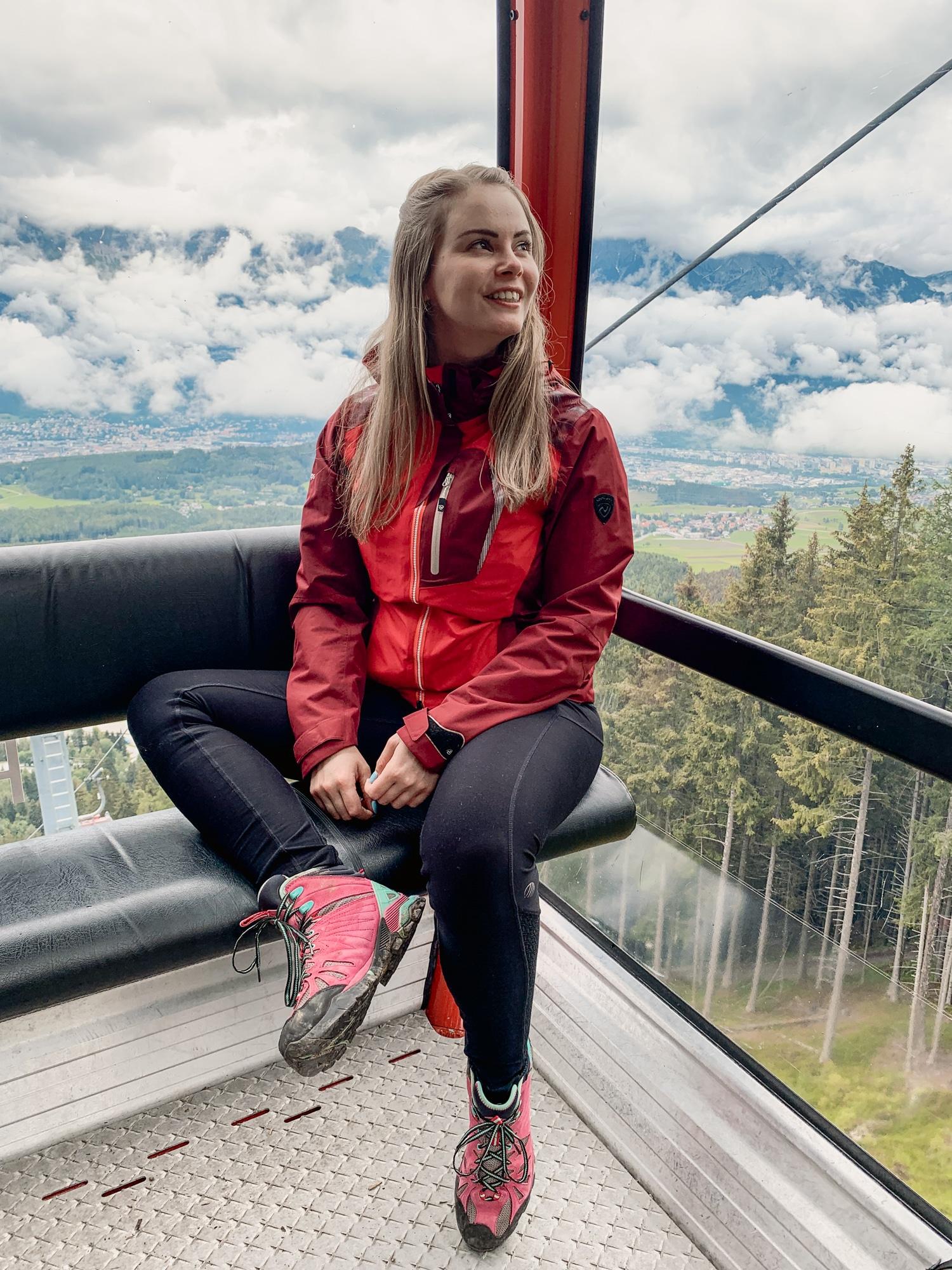 Innsbruck Sehenswürdigkeiten: Top Ten Highlights und Tipps für die Stadt - Zirbenweg Patscherkoflbahn