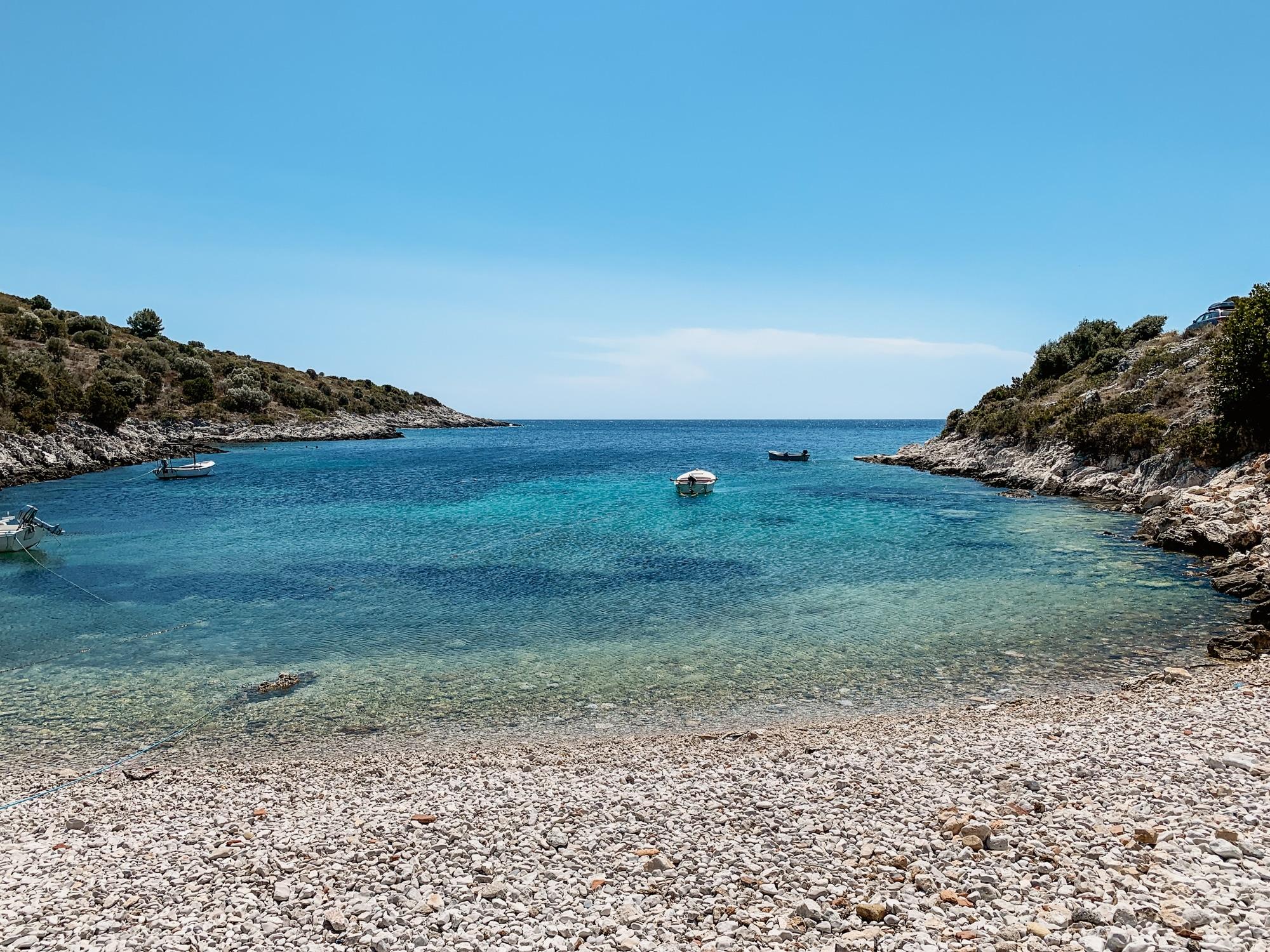 Dugi Otok Sehenswürdigkeiten: Meine Highlights und Tipps für die Insel - Brbinjscica Bay