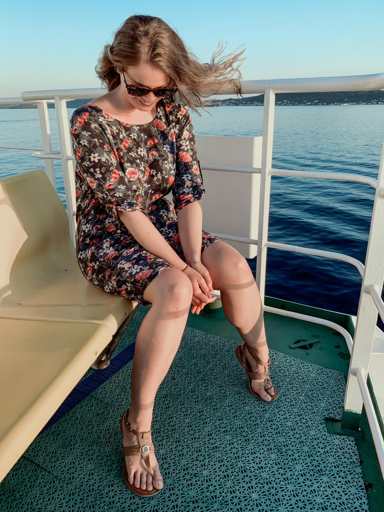 Dugi Otok Sehenswürdigkeiten: Meine Highlights und Tipps für die Insel - Fähre nach Dugi Otok