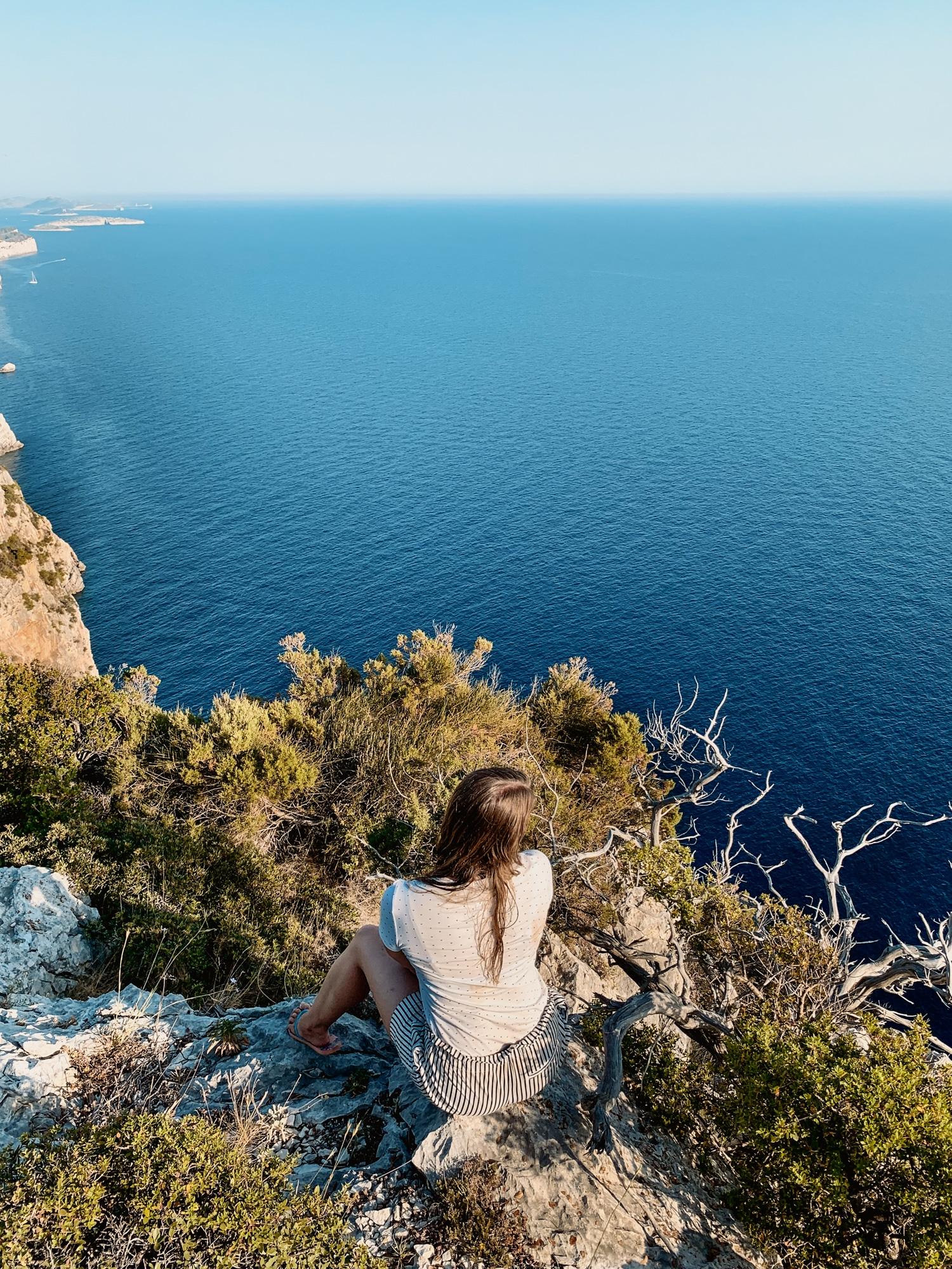 Dugi Otok Sehenswürdigkeiten: Meine Highlights und Tipps für die Insel - Naturpark Telascica, Klippen