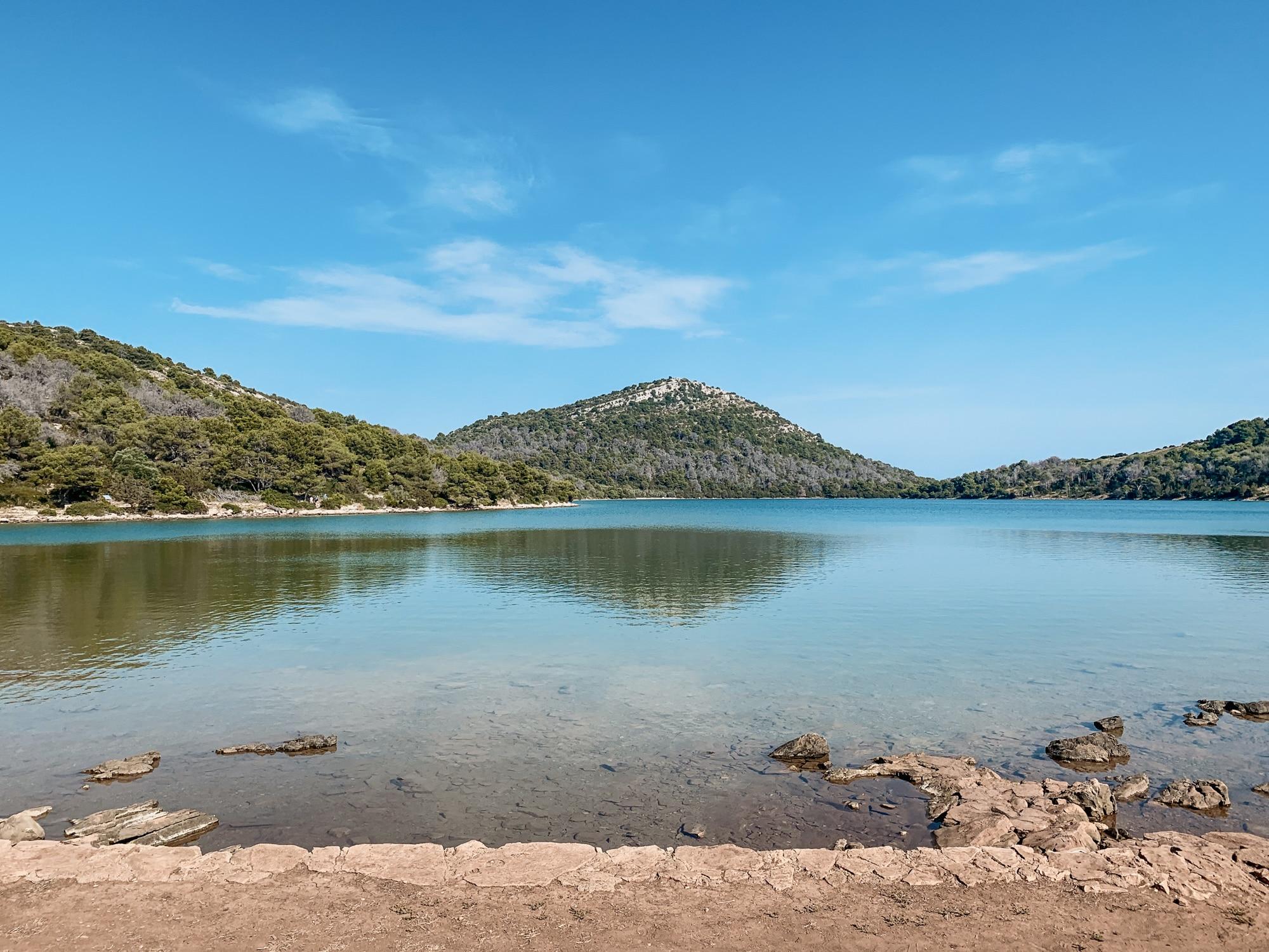 Dugi Otok Sehenswürdigkeiten: Meine Highlights und Tipps für die Insel - Naturpark Telascica, Salzsee Mir