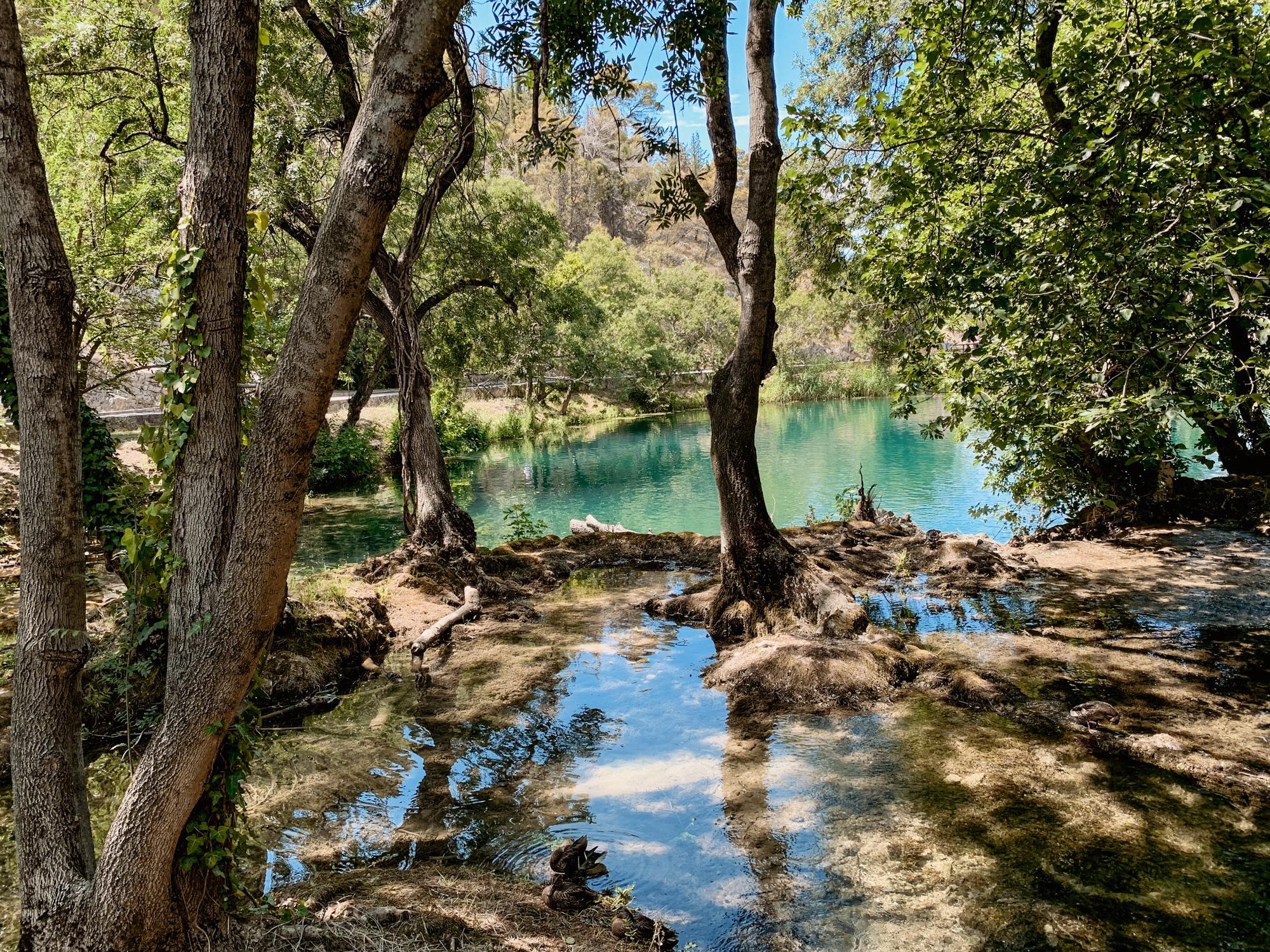 Krka Nationalpark: Tipps, Sehenswürdigkeiten und die Highlights im Park - Aussicht auf die Wasserfälle - glasklare Seen