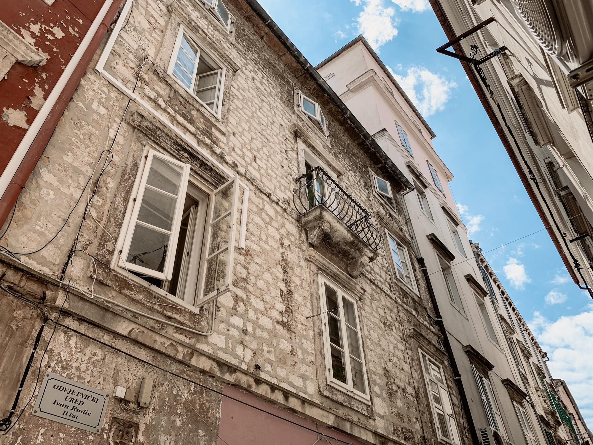 Zadar Altstadt Kroatien