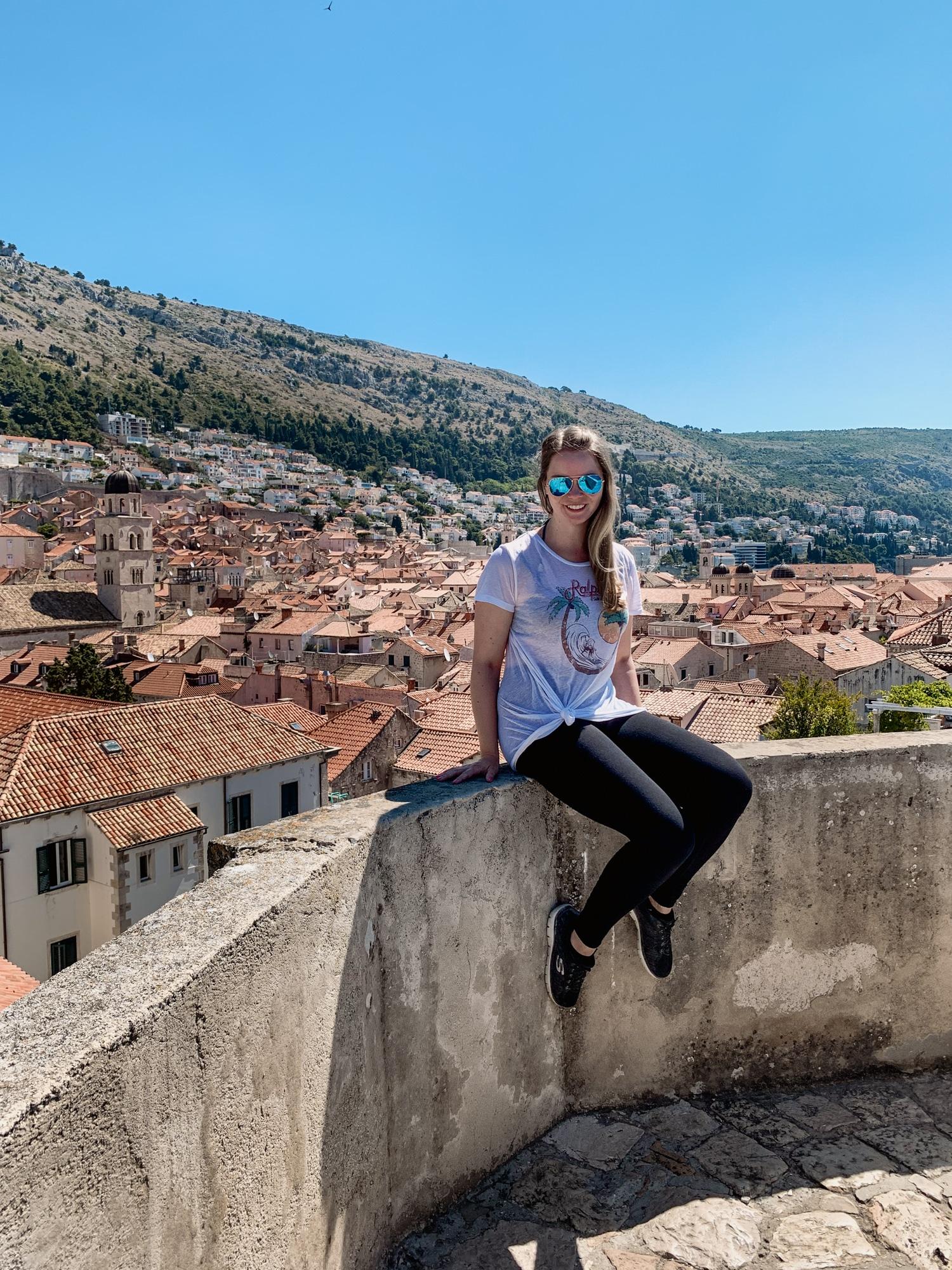 Dubrovnik Sehenswürdigkeiten Top 10: Meine Highlights und Tipps - Altstadt Aussicht Mauer