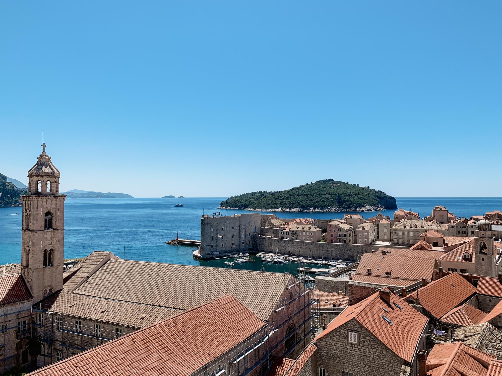 Dubrovnik Sehenswürdigkeiten Top 10: Meine Highlights und Tipps - Stadtmauern Rundgang