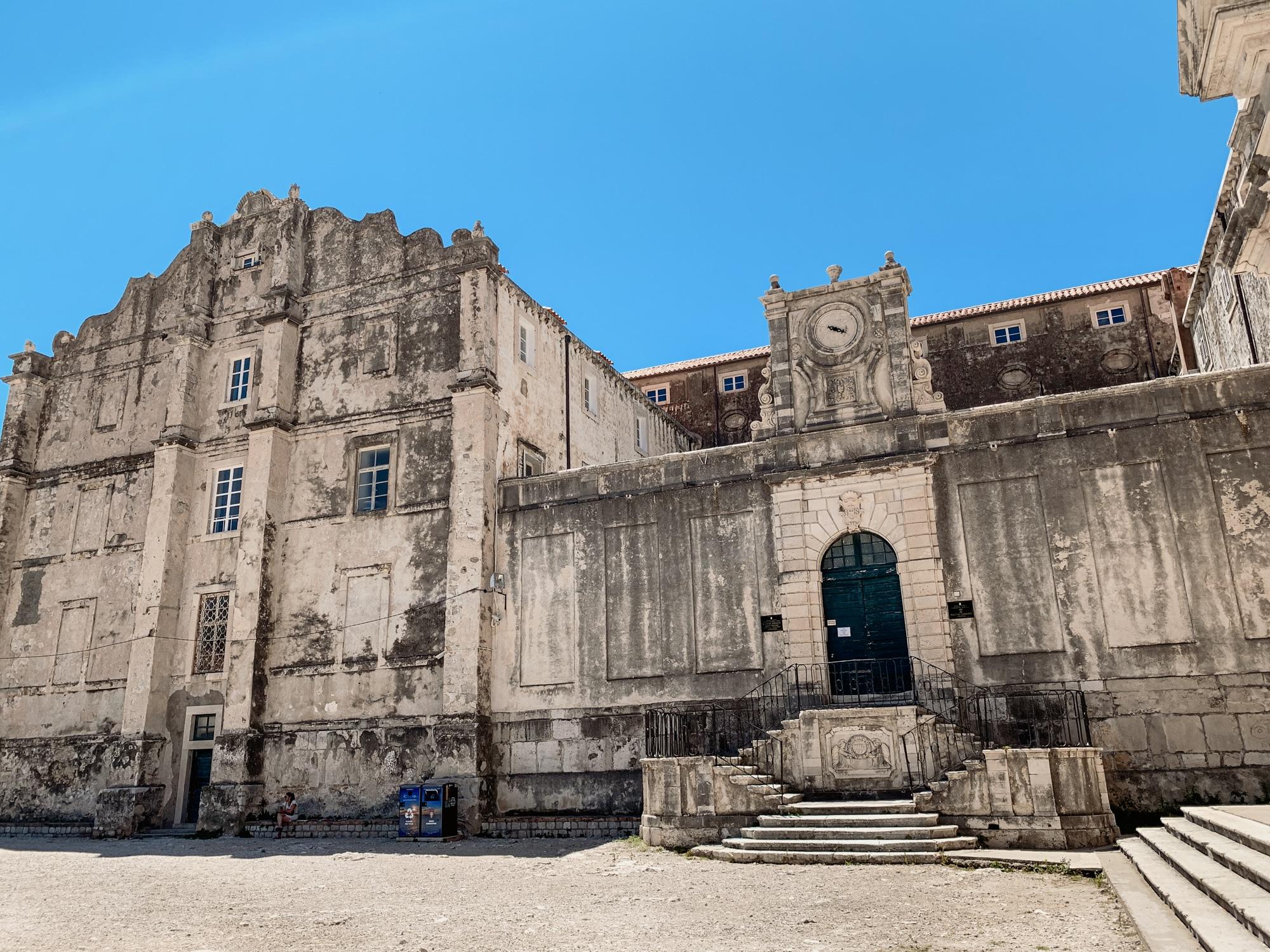 Dubrovnik Sehenswürdigkeiten Top 10: Meine Highlights und Tipps - St Ignacija Kirche