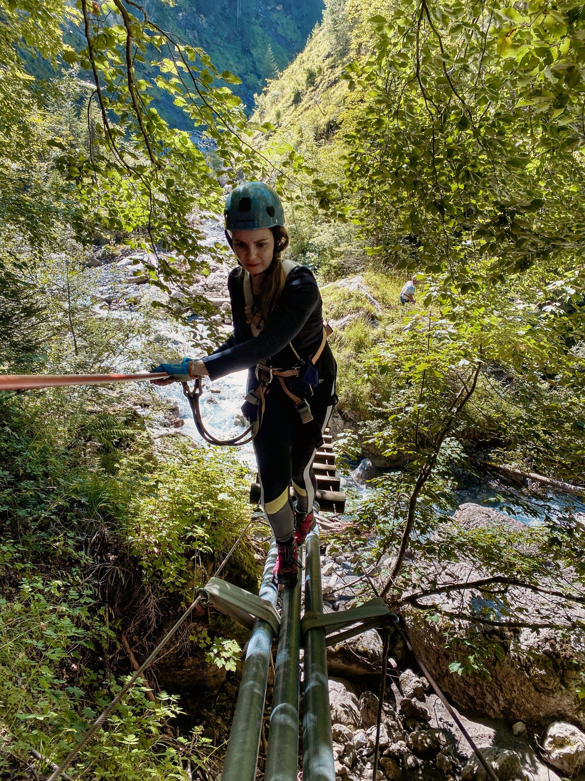 Warth-Schröcken: Outdoor Big 5, schönste Wanderungen und alle Tipps - Abenteuerpark Schröcken Kletterpark