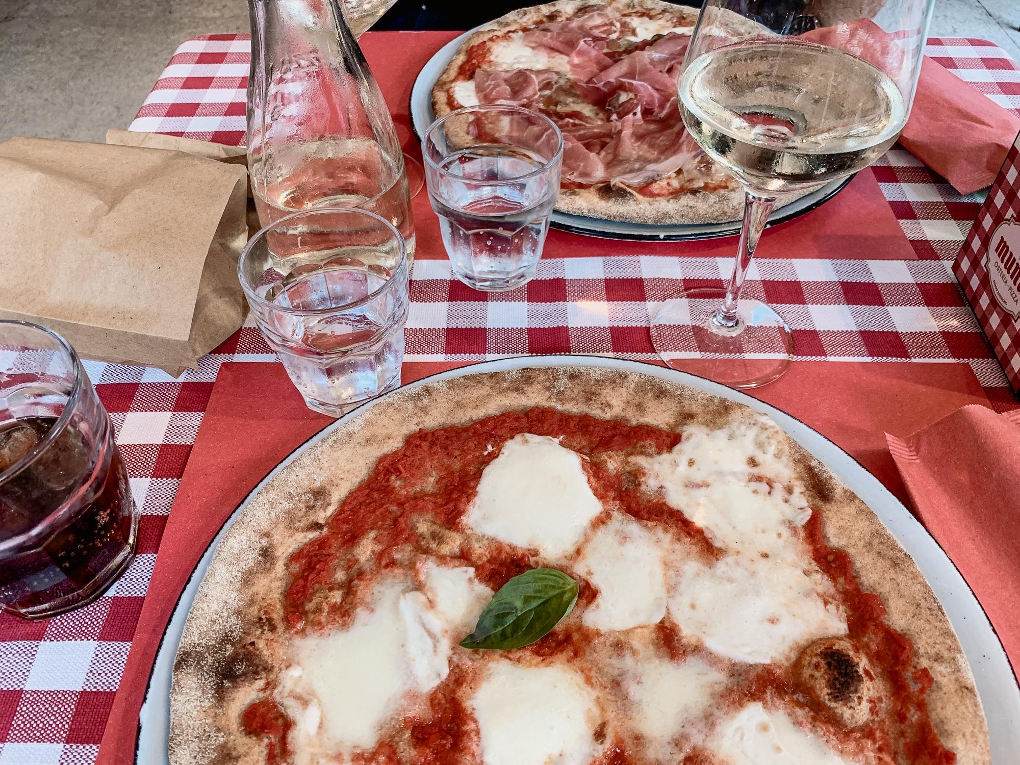 Bardolino am Gardasee - Pizzaria Munus