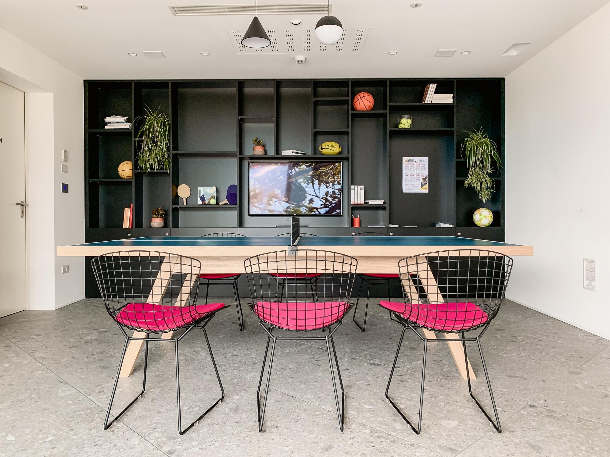 Hoody Hotel: Meine Erfahrungen im Gardasee Active & Happiness Hotel - Tischtennis