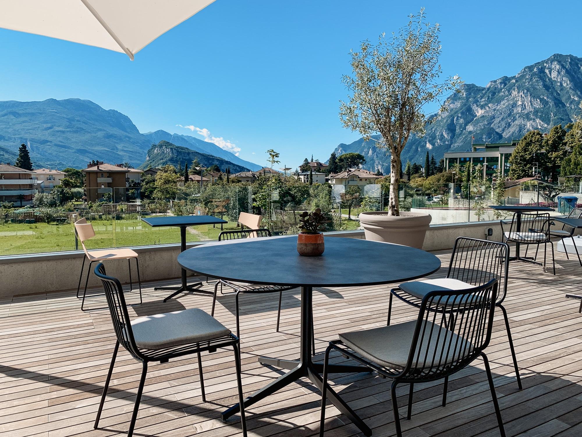Hoody Hotel: Meine Erfahrungen im Gardasee Active & Happiness Hotel - Frühstück