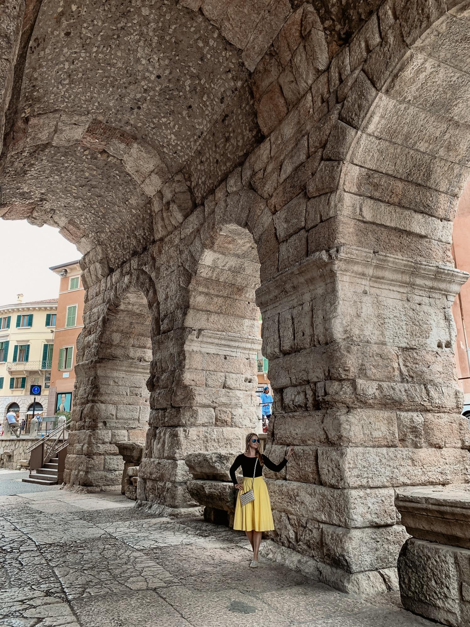 Verona Sehenswürdigkeiten - Colosseum