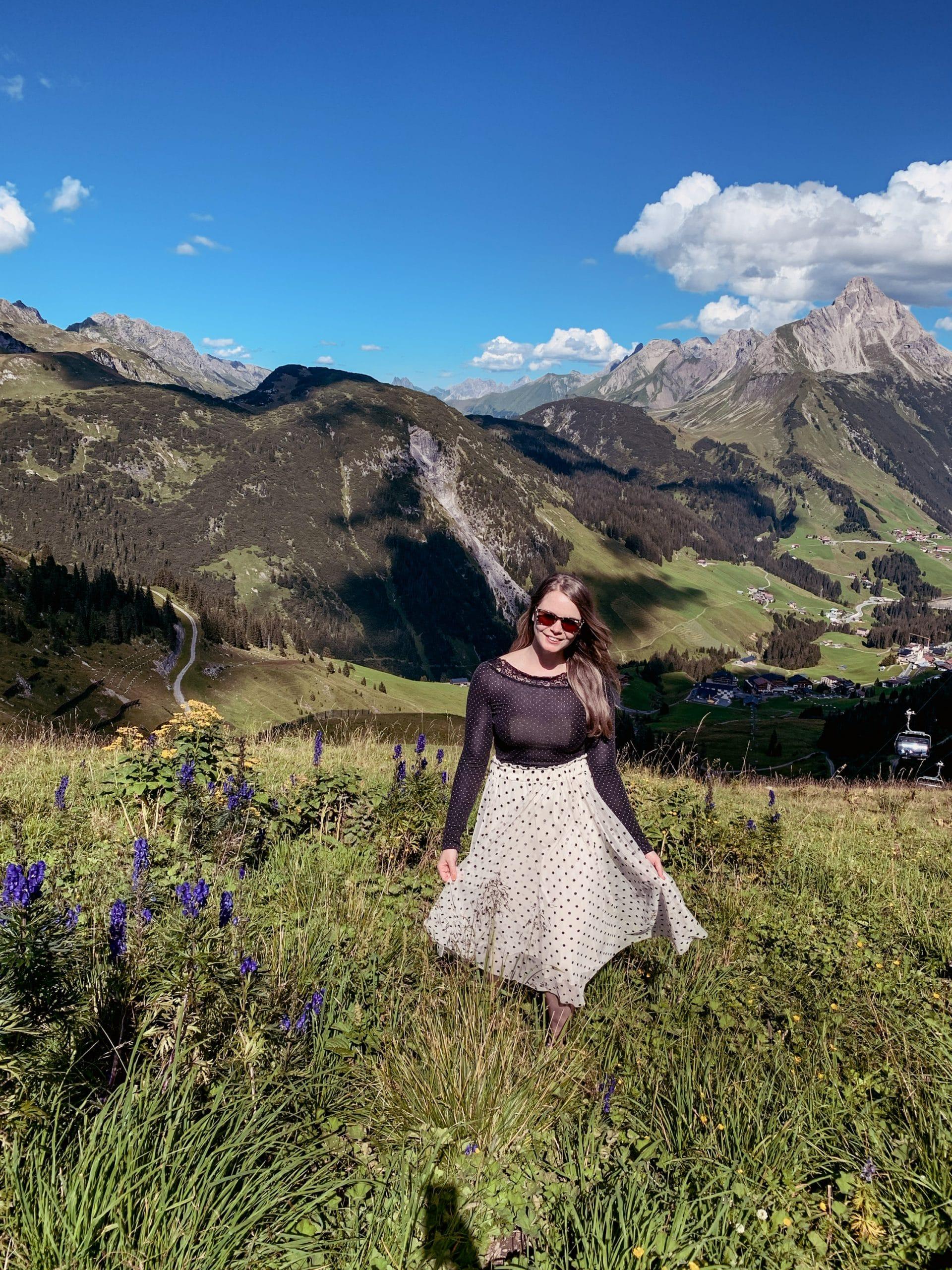 Warth-Schröcken: Outdoor Big 5, schönste Wanderungen und alle Tipps - Steffisalp