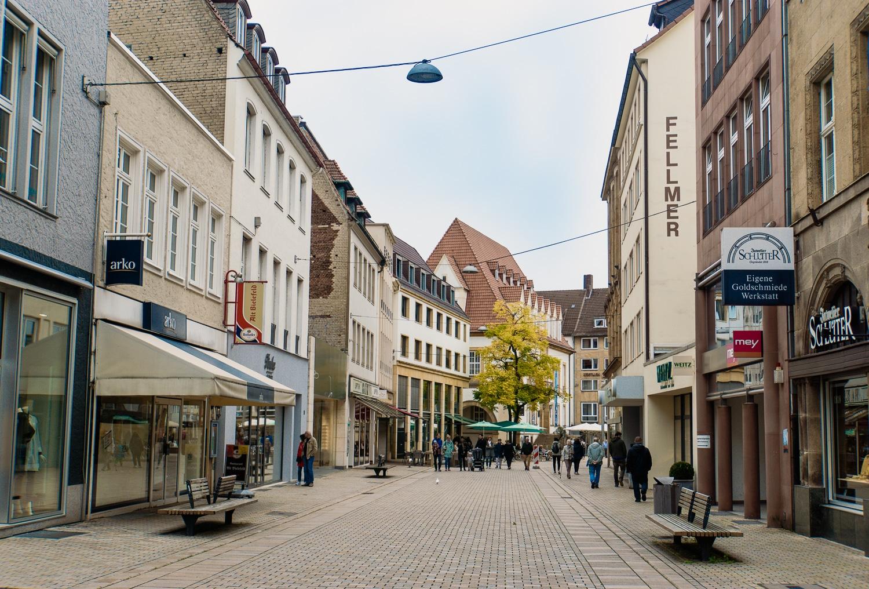 Bielefeld Sehenswürdigkeiten: Highlights der Stadt in Ostwestfalen-Lippe - Altstadt und Alter Markt
