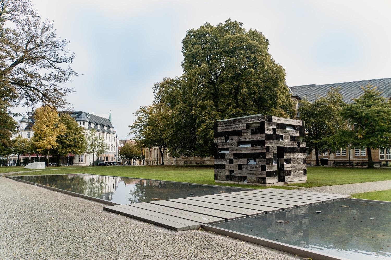 Bielefeld Sehenswürdigkeiten: Highlights der Stadt in Ostwestfalen-Lippe - Kunsthalle Garten