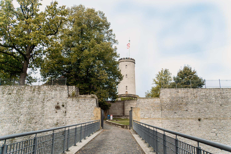 Bielefeld Sehenswürdigkeiten: Highlights der Stadt in Ostwestfalen-Lippe - Sparrenburg