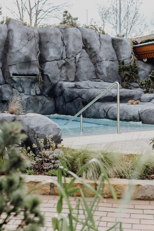 Saunawelt H2O in Herford: Meine Erfahrungen in der Saunalandschaft - Außenbereich