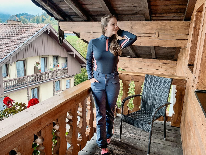 Protest: Das sind die Skioutfit Trends der neuen Saison - Midlayer Durcy