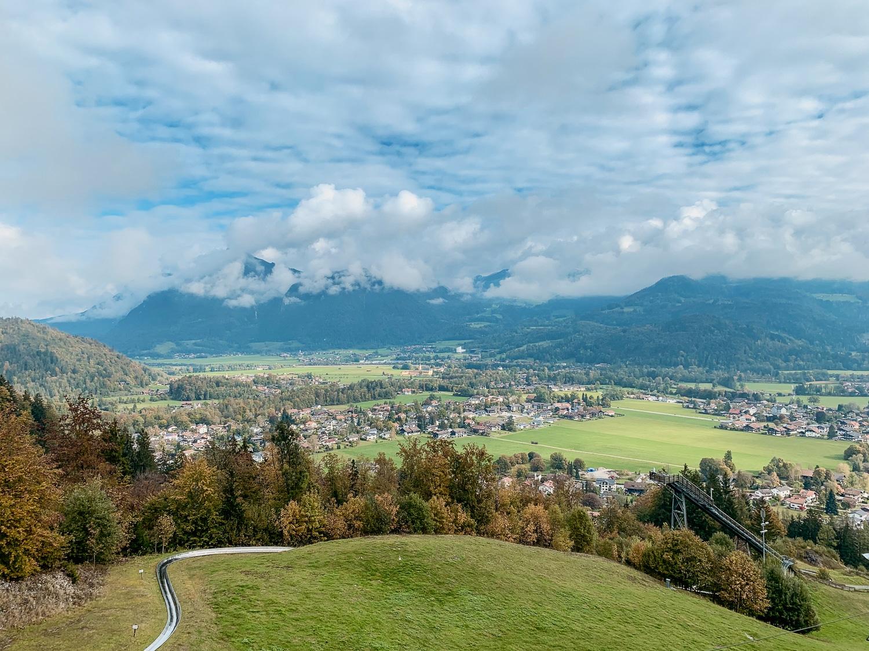 Oberaudorf: Sehenswürdigkeiten, Ausflüge und schönste Wanderungen - Sommerrodelbahn Hocheck
