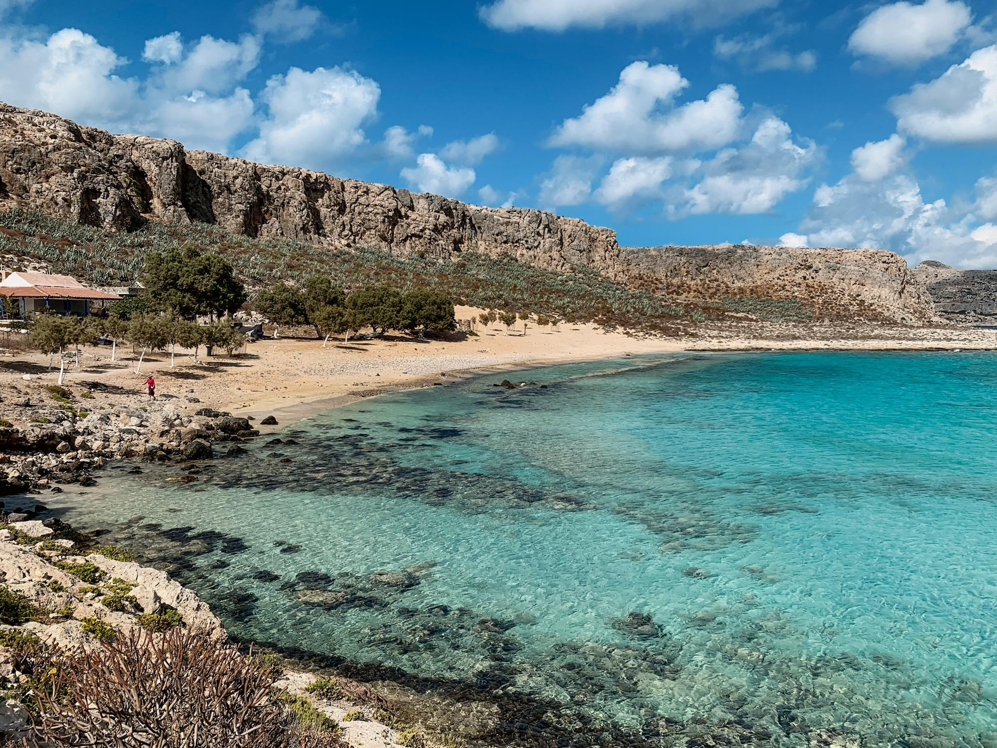 Schönste Strände auf Kreta: Das sind die sechs schönsten Kreta Strände - Gramvousa Pirateninsel
