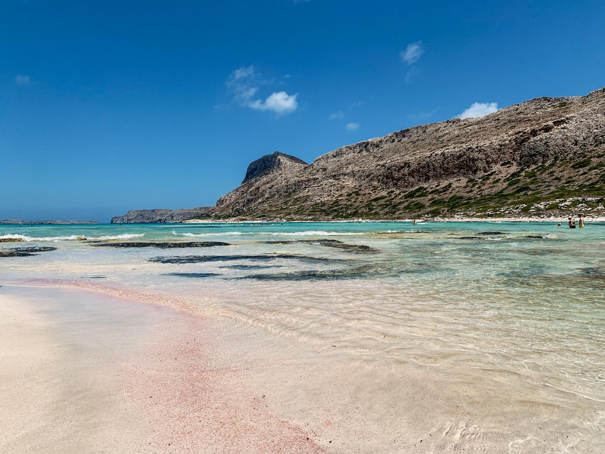 Schönste Strände auf Kreta: Das sind die sechs schönsten Kreta Strände - Balos Lagune