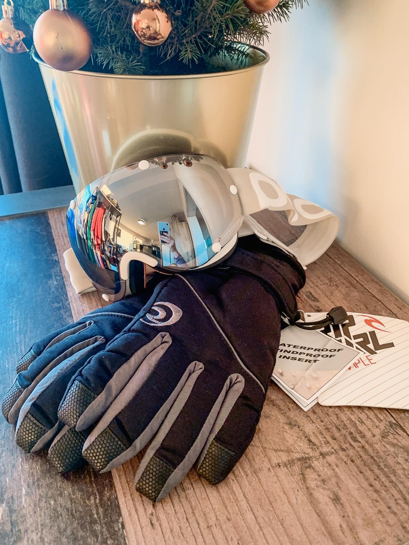 Coconut Sports Adventskalender 2020: Mein Adventskalender Gewinnspiel - Poc Brille Rip Curl Handschuhe