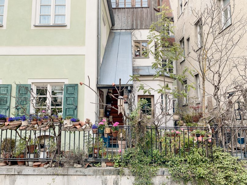 Augsburg Highlights: Café Rufus