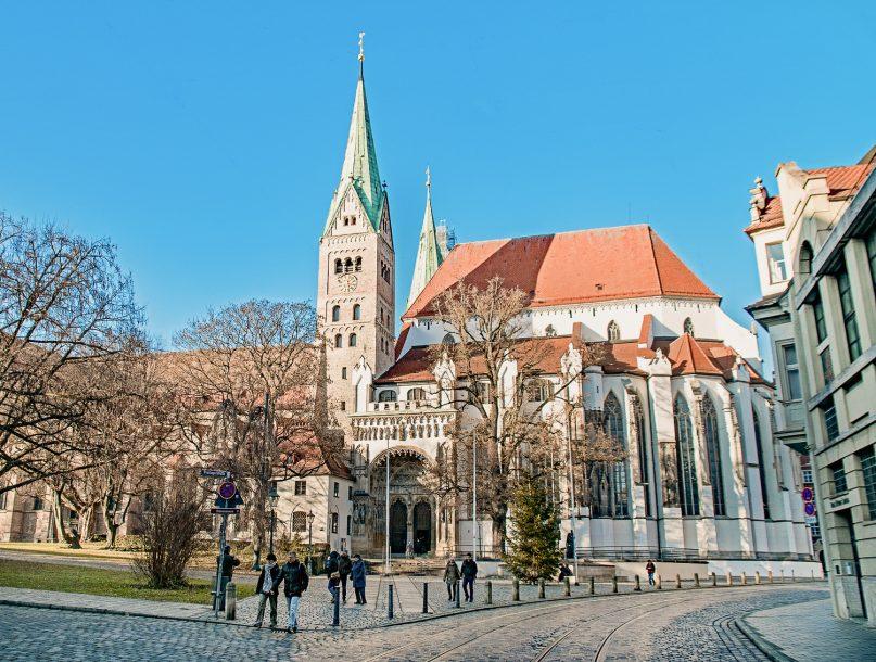 Augsburg Sehenswürdigkeiten: Augsburger Dom