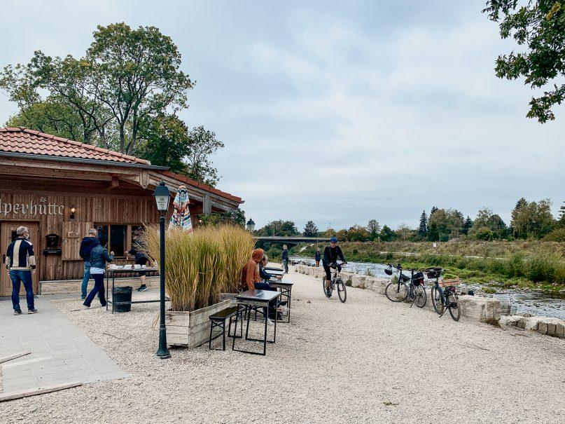 Augsburg Sehenswürdigkeiten: Kulperhütte