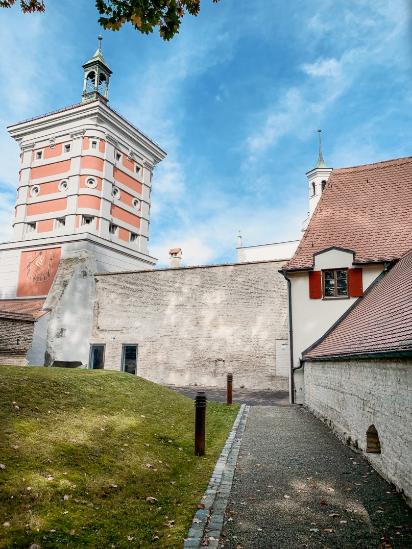 Augsburg Highlights Rotes Tor